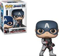 Funko Pop - Captain America  (Avengers Endgame ) 450  בובת פופ הנוקמים החדש
