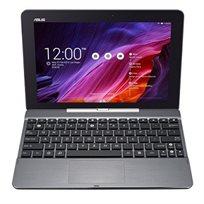 """מחשב נייד טאבלט 10.1"""" Asus מעבד Intel Atom זיכרון 1GB נפח 16GB מערכת הפעלה Android  + מעגן מקלדת"""