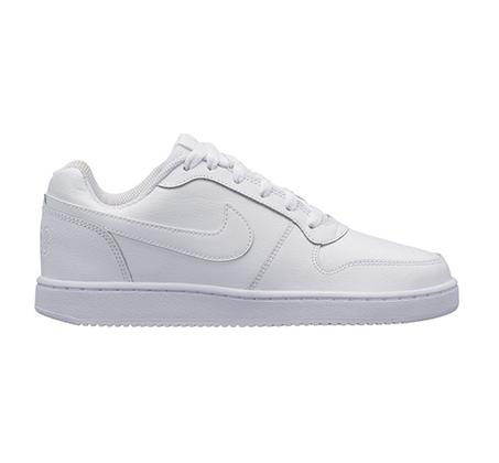 נעלי ספורט אופנתיות Nike Ebernon Low לנשים - לבן