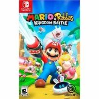 Mario + Rabbids Kingdom Battle Switch אירופאי!