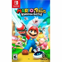 Mario + Rabbids Kingdom Battle Switch אירופאי!