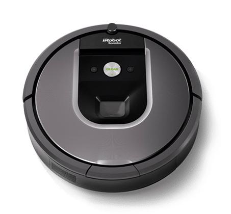 שואב אבק רובוטי  Roomba 960
