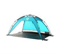 אוהל צל GURO לעד 3 אנשים בעל הגנה UPF 50 + מקרני השמש דגם LAGUNA
