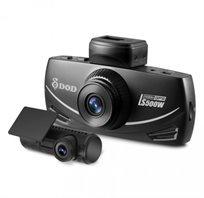 מצלמת דרך Dod Ls500w לרכב קדמית ואחורית