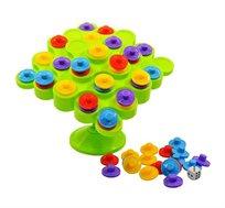 משחק קופסה מפולת עץ מאתגר לכל המשפחה