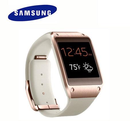 סנסציוני מחיר מטורף! שעון יד חכם Samsung Galaxy Gear עם מסך מגע המאפשר לבצע GF-29