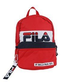 תיק גב פילה קטן - Fila Kindergarten Bag Red