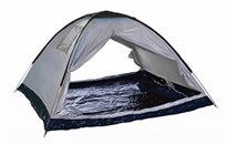 אוהל 2 פתחים BREEZE ל-6 אנשים בעל 2 כניסות רחבות מבית CAMPTOWN