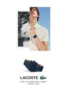 קנה שעון לקוסט וקבל מגבת חוף לקוסט מהודרת בשווי 229 ₪ במתנה
