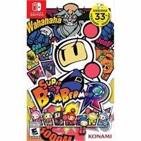 Super Bomberman R Nintendo Switch נינטנדו סוויץ'