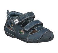 נעלי פעוטות צעד ראשון סופטי לייקרה - נייבי