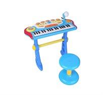 אורגן DJ דובר עברית 10 שירי ילדים קלאסיים Spark toys - משלוח חינם