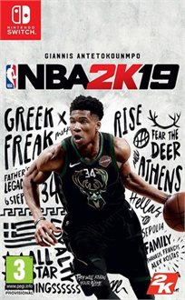 NBA 2K19 Nintendo Switch נינטנדו סוויץ'