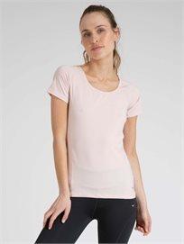 Arena נשים // חולצת אירובי ורוד