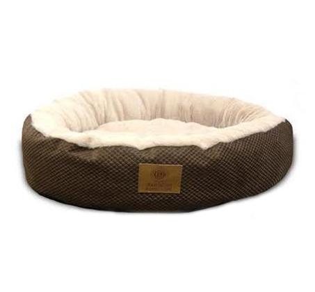 מיטת פוך יהלום AKC רכה לכלב, מחממת ומפנקת לימות החורף - תמונה 2