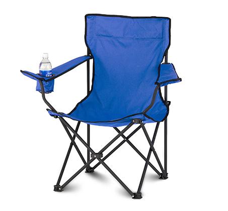 זוג כסאות במאי מתקפלים, כולל ידיות ומקום לכוס, המתאימים לשימוש בחוף הים, טיולים או פיקניקים - תמונה 2