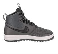 נעלי סניקרס לגבר NIKE MAN'S LUNAR FORCE 1 DUCKBOOT 17 דגם 916682-003 בצבע אפור
