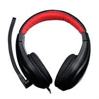 אוזניות גיימינג איכותיות מהודרות מרופדות Scorpion Ares מבית MARVO  - משלוח חינם!