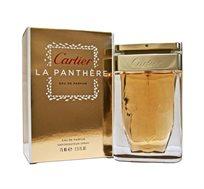 """בושם לאישה La Panthere א.ד.פ 75 מ""""ל Cartier קרטייה - משלוח חינם!"""