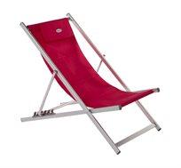 כסא נוח 5 מצבים עשוי אלומניום דגם CHILER בצבעים לבחירה