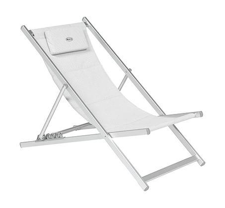 כסא נוח 5 מצבים עשוי אלומניום דגם CHILER בצבעים לבחירה - תמונה 2