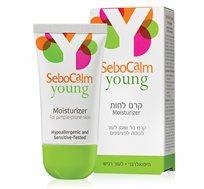 קרם לחות דל שומן מסדרת Young לעור הנוטה לפצעונים + מתנה!