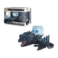בובות פופ משחקי הכס Funko Pop Game Of Thrones: Night King Dragon