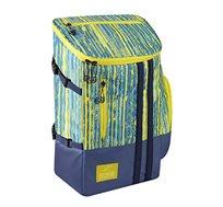 צידנית גב עם תחתית מחוזקת בנפח 20 ליטר אטומה ומבודדת חום/קור