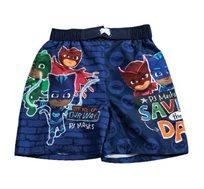 מכנסי גלישה כוח פיג'יי לילדים - כחול