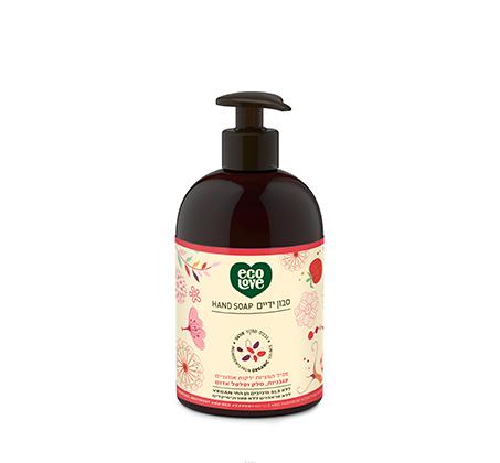 """סבון ידיים טבעי 500 מ""""ל"""
