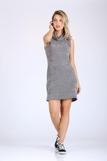 שמלה מיני אפודה