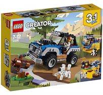 הרפתקאה בשטח - משחק לילדים LEGO