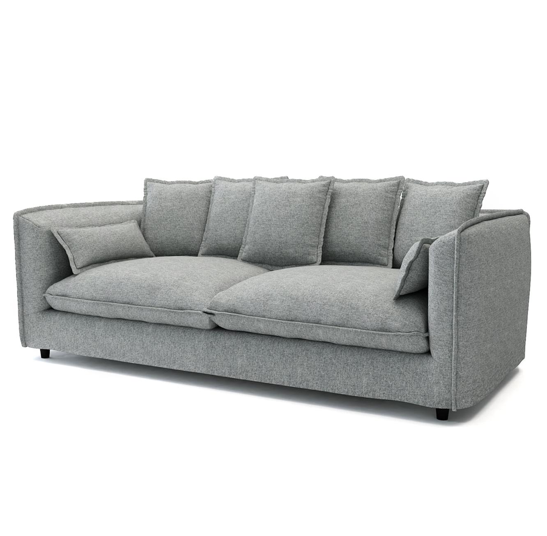 ספה תלת מושבית לסלון דגם ADAM מרווחת ונעימה לישיבה בעלת כריות נוי BRADEX - תמונה 6