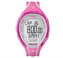 שעון ספורט דיגיטלי לנשים TIMEX דגם TS-5K591 עם תאורת INDIGLO בטכנולוגיית TAP SCREEN