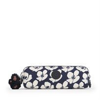 תיק מברשות Brush Pouch - Bold Flower Blפרח נועז