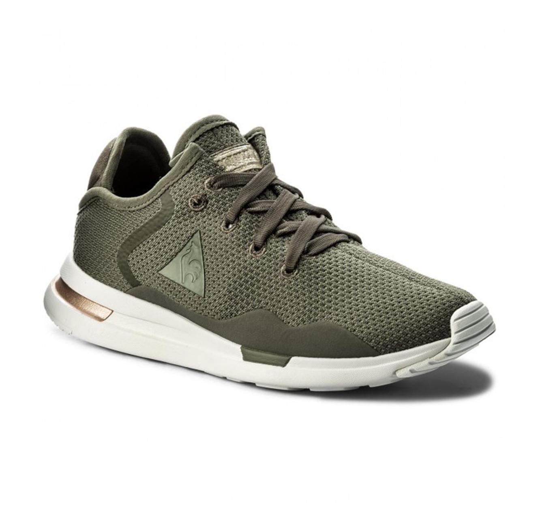 נעלי סניקרס LE COQ SPORTIF SOLAS W SPARKLY/S NUBUCK לנשים - ירוק זית
