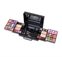 סט איפור מקצועי במזוודה קלאסיק בשני צבעים לבחירה