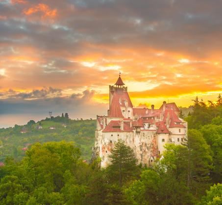 דרקולה - מציאות או אגדה - 5 ימים של טיול מאורגן ברומניה ע