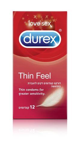 Durex Thin Feel - תמונה 2