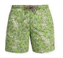 בגד ים NAPAPIJRI לגבר עם תחתון פנימי בצבע ירוק