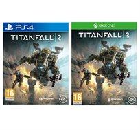 משחק Titanfall 2 ל-XBOX ONE ול- PS4