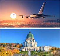טיסה הלוך חזור למונטריאול רק בכ-$537*