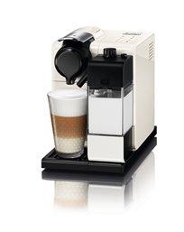 מכונת קפה Lattissima עם מקציף חלב מובנה בצבע לבן דגם F511 מבית Nespresso - משלוח חינם!