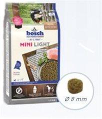 מזון לכלב שמן בוש לייט גזע קטן 2.5 ק''ג Bosch