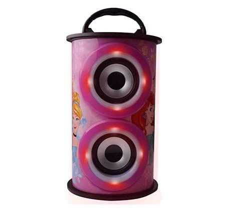 Princess Bluetooth Barrel Speaker