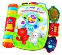 ספר מנגן לתינוקות מבית VTech