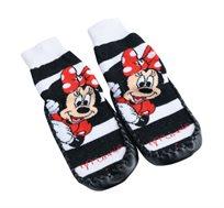 2 זוגות גרבי נעלי בית נגד החלקה במגוון דגמים אהובים Disney