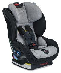 כיסא בטיחות בולווארד קליק טייט Boulevard ClickTight עם בד Nanotex מוט ARB ומתקן כוס מתנה
