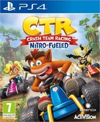 CTR Crash Team Racing: Nitro Fueled Ps4 אירופאי! מכירה מוקדמת!