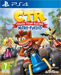 Ctr Crash Team Racing: Nitro Fueled Ps4 אירופאי!